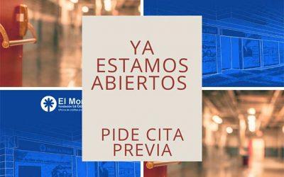 CITA PREVIA MONTE DE PIEDAD